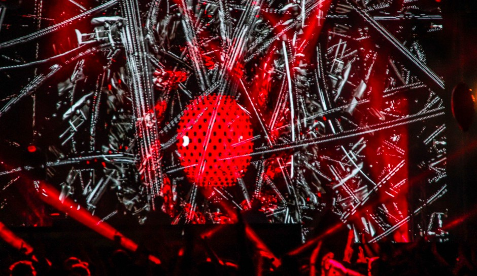 Live Event Visuals – Audioriver festival Plock Poland 2016