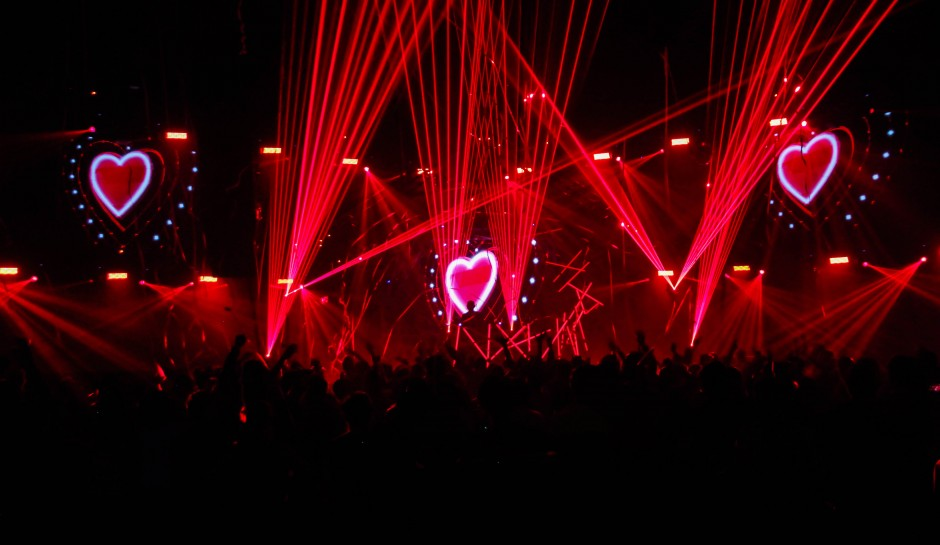 Live Event Visuals – Stockholm Love Affair – Sven Väth 2016