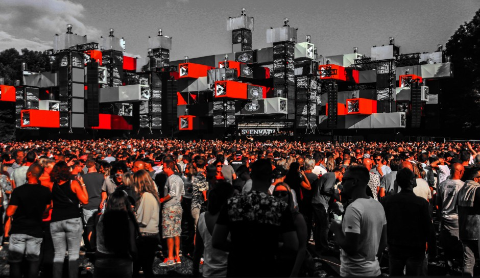 Live Event Visuals – Awakenings festival 2016