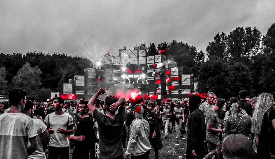 Live Event Visuals Awakenings festival 2017